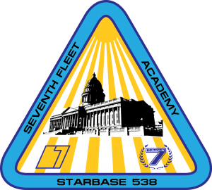 Seventh Fleet Academy Patch