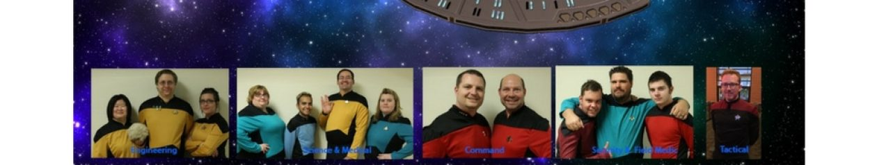 Starfleet Command's Seventh Fleet